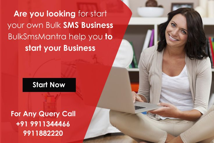 Are you looking for start your own Bulk SMS Business BulkSmsMantra help you to start your business # http://www.bulksmsmantra.com/