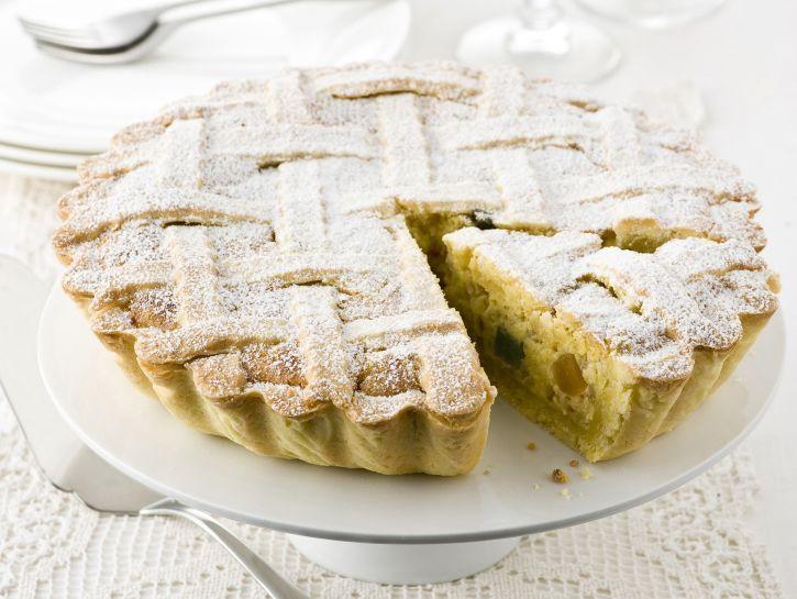 Pastiera napoletana torta