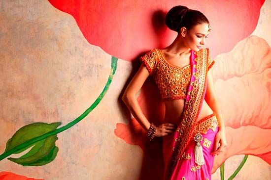 Bridal sarees | Designer Wedding saree Images