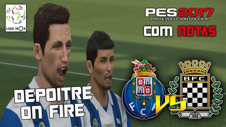 FC Porto - Boavista FC|6ªJornada|Liga NOS 2016/17|Pro Evolution Soccer 2...