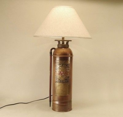 The Art Of Up-Cycling: Diy Lamp -Funky Lamps