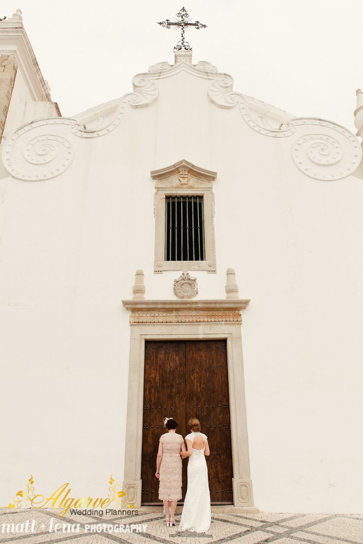 Church weddings in Portugal equals amazing weddings, only with Algarve Wedding Planners