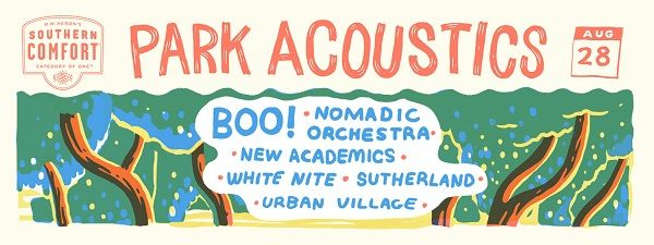 Win tickets to August Park Acoustics