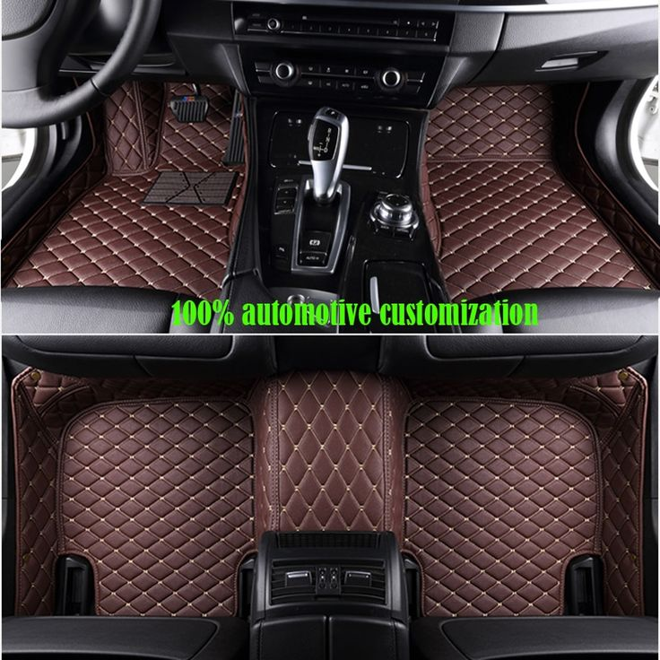 XWSN custom car floor mats for audi a3 sportback a5