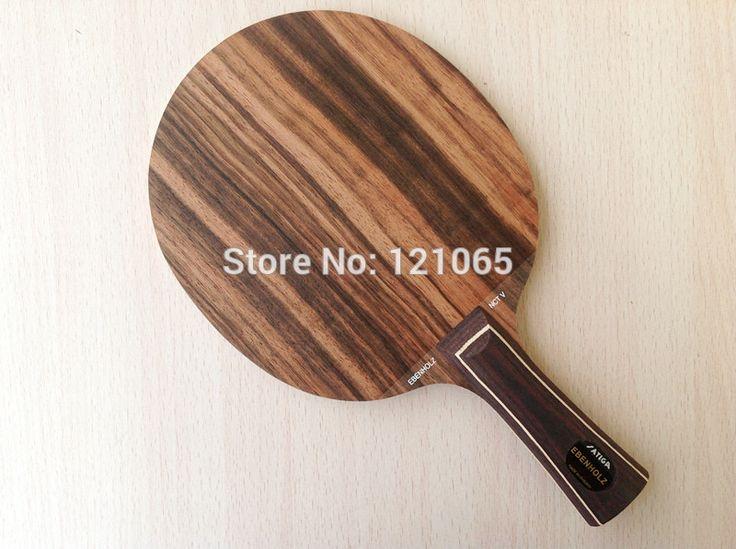 Как Stiga Ebony-ПЯТЬ (Ebony-5) настольный Теннис Лезвие talbe теннисные ракетки пинг-понг бесплатная доставка пожать руку длинной ручкой FL