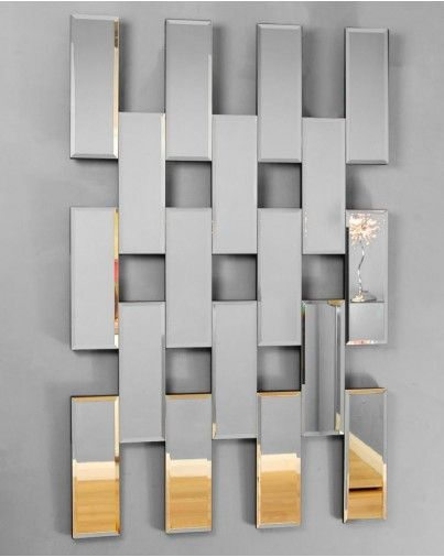 20 best mirrors images on pinterest mirrors wall mirrors and palmanova mirrors this state of the art interlocking brick design beveled glass mirror is the epitomy of mirror art and ideal for bringing the wow mozeypictures Images