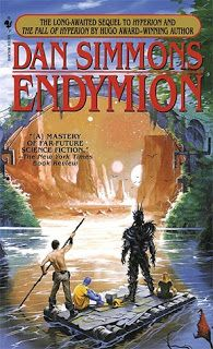 The Cult of Me: Currently Reading - Endymion by Dan Simmons