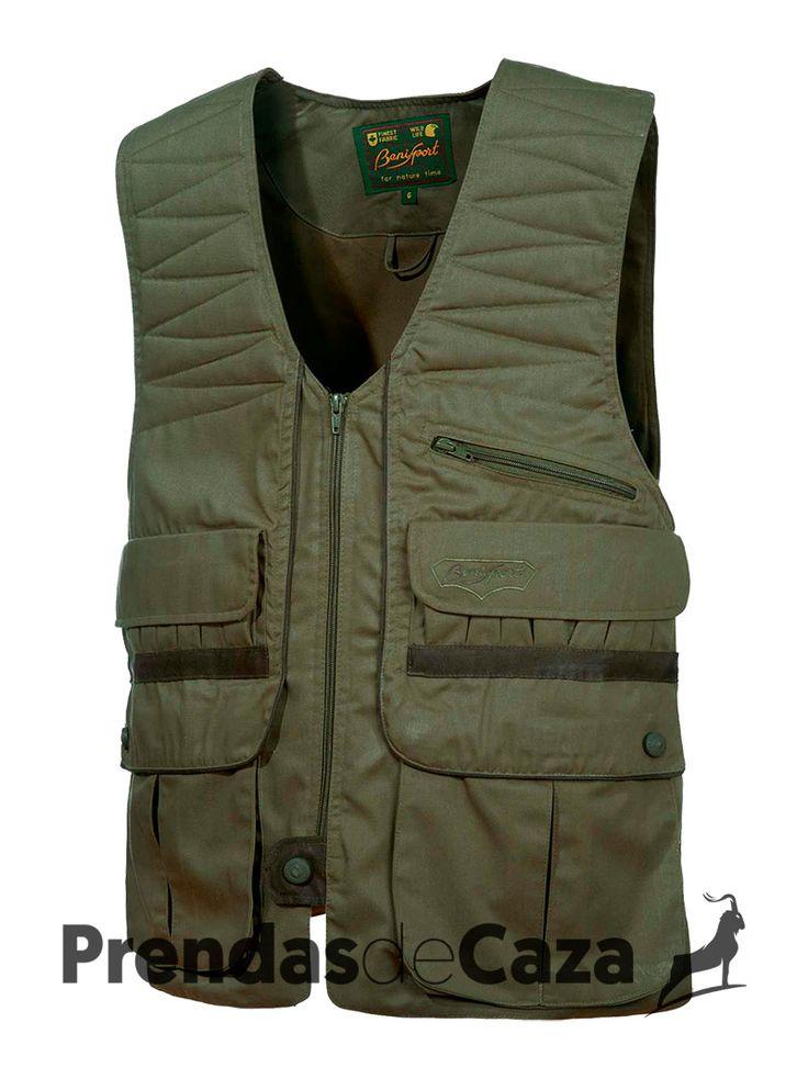 Chaleco Sewing 47'19€  #prendasdecaza #caza #ropa #chaleco #camuflaje #deporte