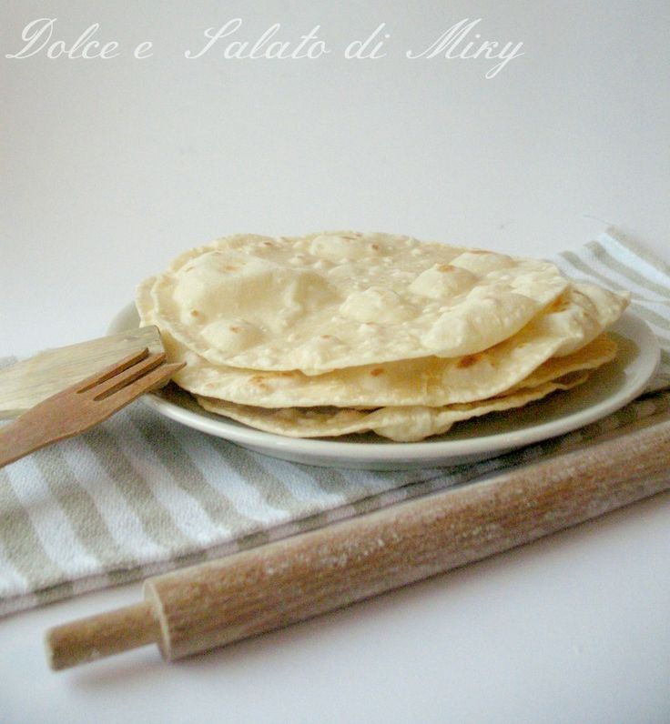 Chapati, pane tipico indiano di Dolce e Salato di Miky