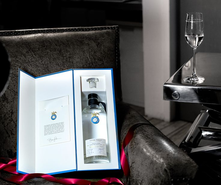 Surprise your Valentine with the best Sipping Tequila in the World