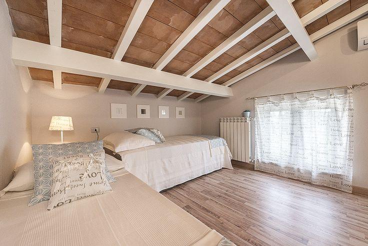 Second Bedroom- Villa Il Biancospino