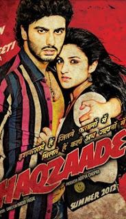 Ishaqzaade Movie review