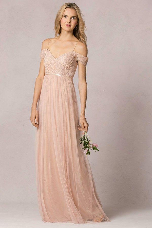Best 25+ Tulle bridesmaid dress ideas on Pinterest ...