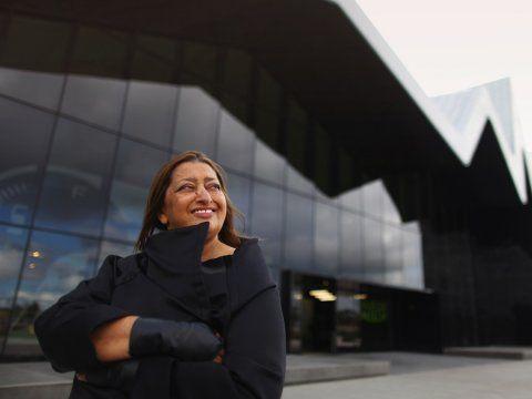 Zaha Hadid_ Architect