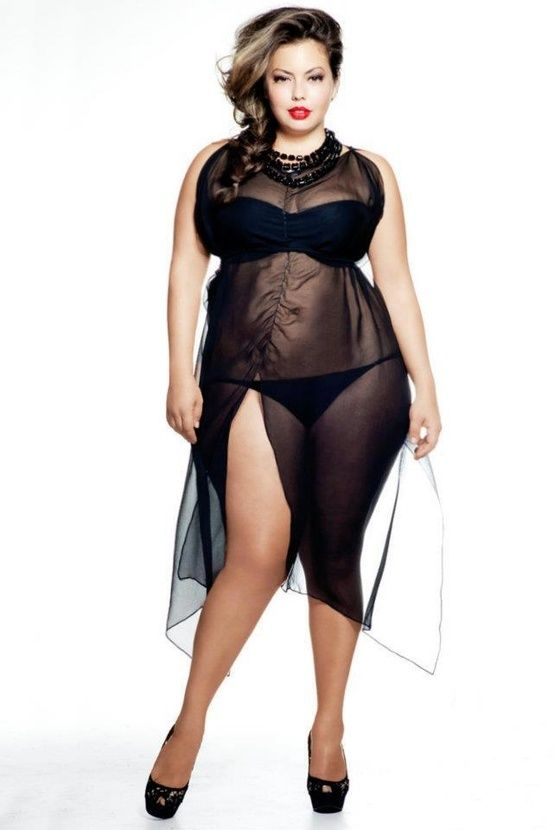 Sexy clothing and intimates for plus size women. Click picture to see