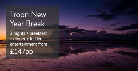 New Year packages are now available to shop on the Superbreak website. BOOK NOW