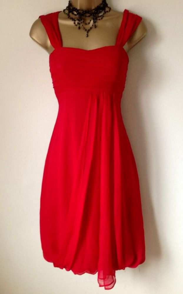 506b522f9ce COAST red dress size 18 vgc  fashion  clothing  shoes  accessories   womensclothing  dresses (ebay link)