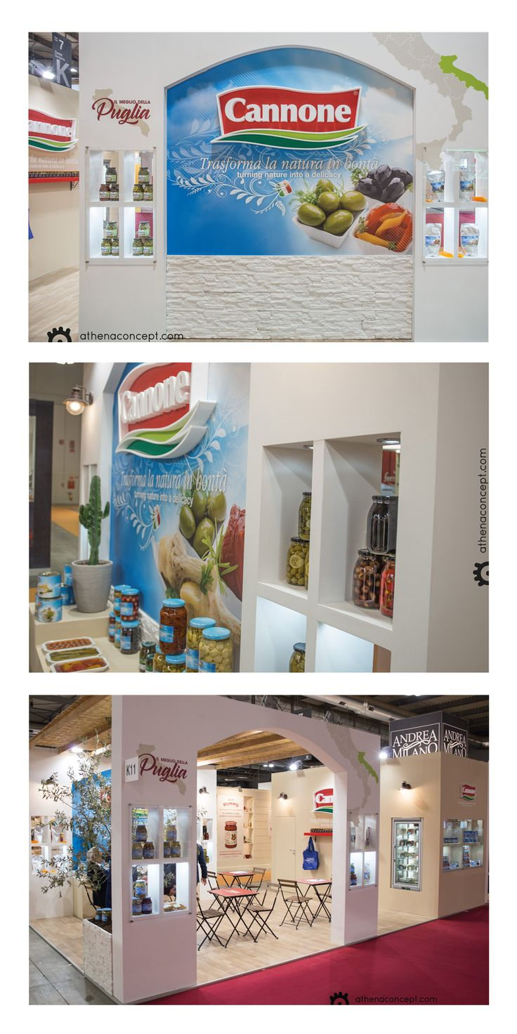 Grapich & Food Photo for Cannone Industrie Alimentari  #tuttofood2017 #stands #graphics #foodphoto #cannone #athena
