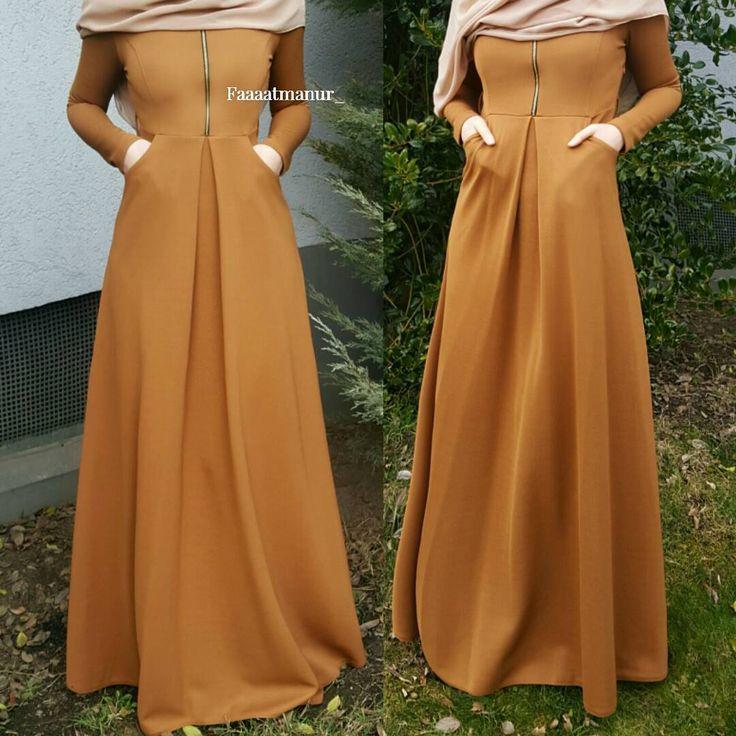 """1,724 Likes, 25 Comments - Fatmanur (@faaaatmanur_) on Instagram: """"Selamun aleyküm canlar ♡ Dieses wunderschöne 2-teiler-Kleid findet ihr bei @mira_onlineshop ,…"""""""