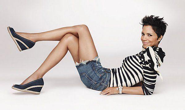Модная обувь весна-лето 2012: Коллекция от Холли Берри