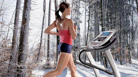 Jeff Galloway's Distance Run for Treadmills