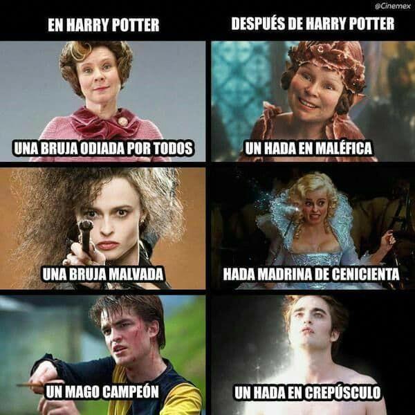 100 Memes De Harry Potter Tan Magicos Que Te Mataran De Risa Harrypottermemes Harry Potter Memes Espanol Harry Potter Tumblr Harry Potter Memes