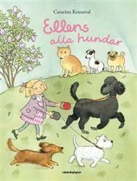 Ellen gillar hundar - stora och små, blyga eller busiga. Men det är svårt att hitta en hund som är precis lagom busig för Ellen. Som vill gå fint och inte slickar henne i ansiktet hela tiden. Finns det såna hundar? Och om hon får en hund, då ska den tycka alldeles särskilt om just henne!