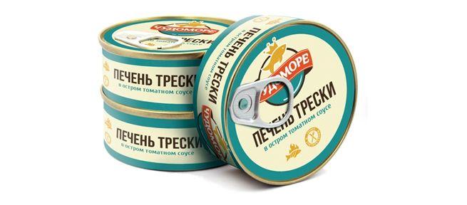 "Рыба и морепродукты ""ЧудоМоре"" http://zg-brand.ru/services/packing/"