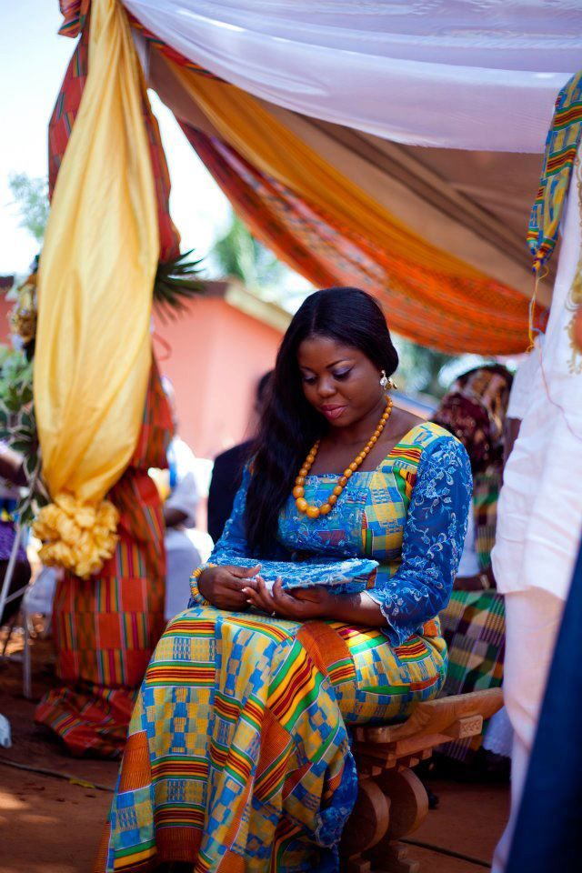 17 best images about ghana wedding on pinterest african for African dress styles for weddings