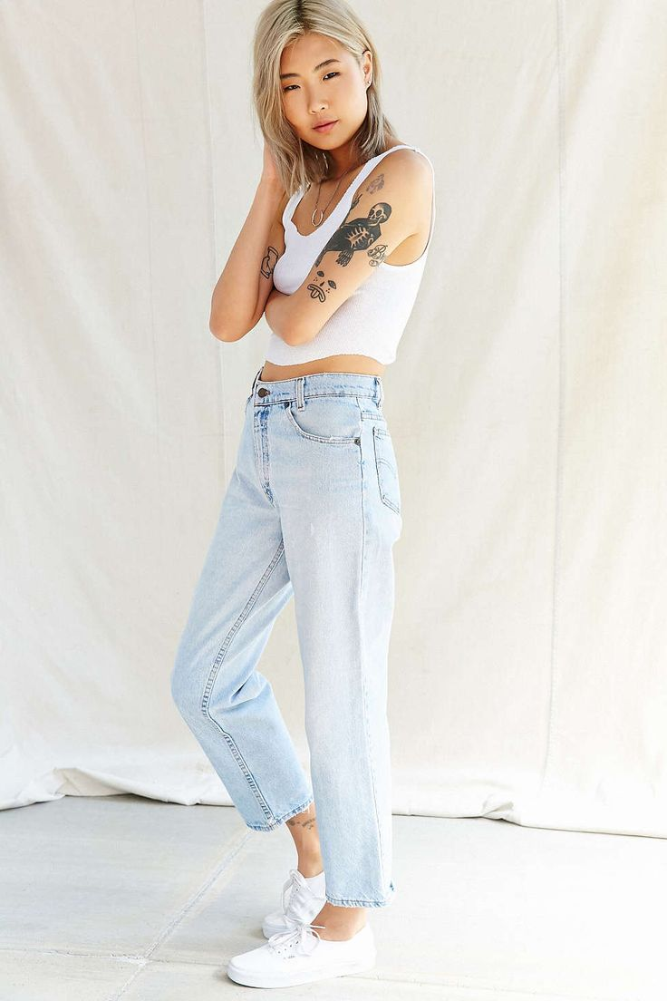 Urban Renewal Vintage Levis 550 Jean - Urban Outfitters
