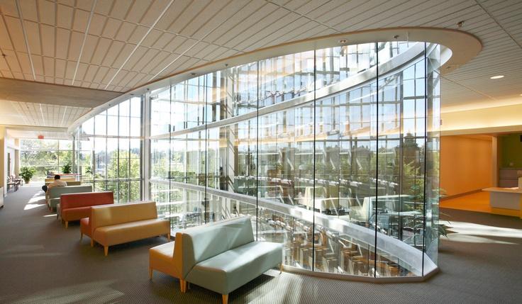 Gordon and Leslie Diamond Centre at VGH | Henriquez Partners Architects | Glotman Simpson Structural Engineers