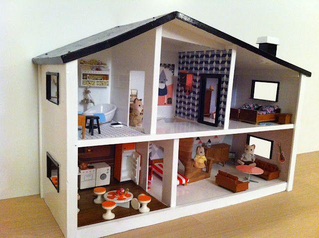 Ellens album: DIY dukkehus