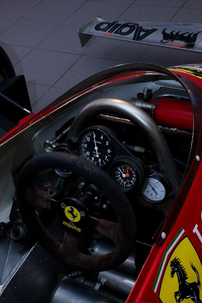 Ferrari F1 126C Gilles Villeneuve
