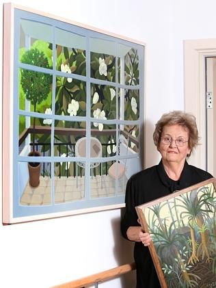 """""""CELEBRATED artist Anne Marie Graham has no time for negatives. """"I try to show the cheerful and positive aspect of life,"""" the 88-year-old painter said..."""" Christian Tatman, Frankston Standard Leader, October 06, 2013"""