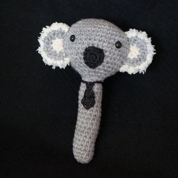 Mejores 24 imágenes de Koalas en Pinterest | Patrones de ganchillo ...
