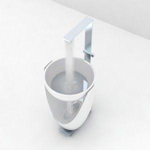 Tutto scorre (soprattutto l'acqua!) | Bagno design