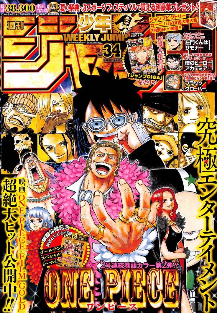 One Piece 833 One Piece Fansub