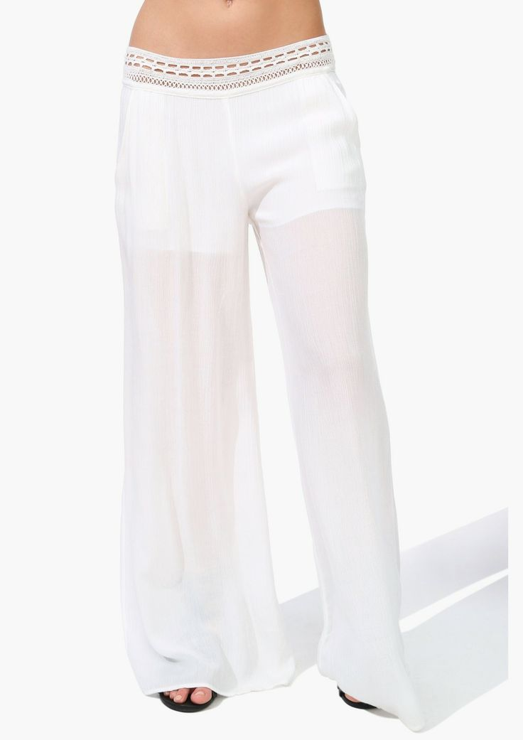 Giselle Beach Pant | necessary clothing