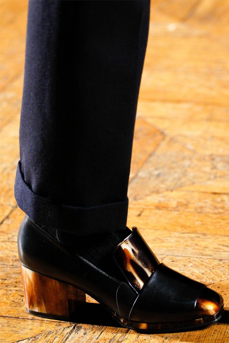 Dries van Noten SS13 Shoes