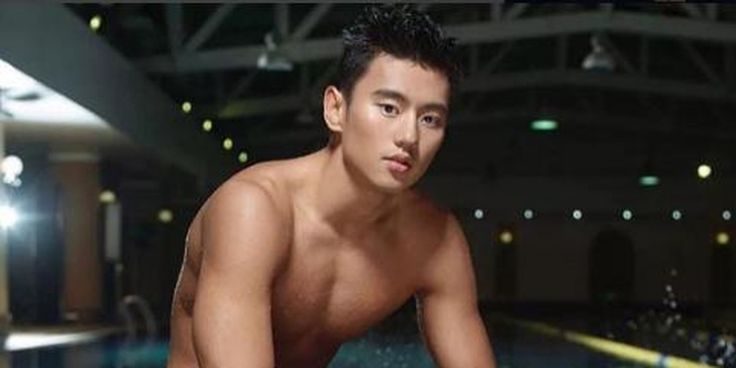 Your 2016 Hottest Summer Olympian is...Chinese swimmer Ning Zetao.