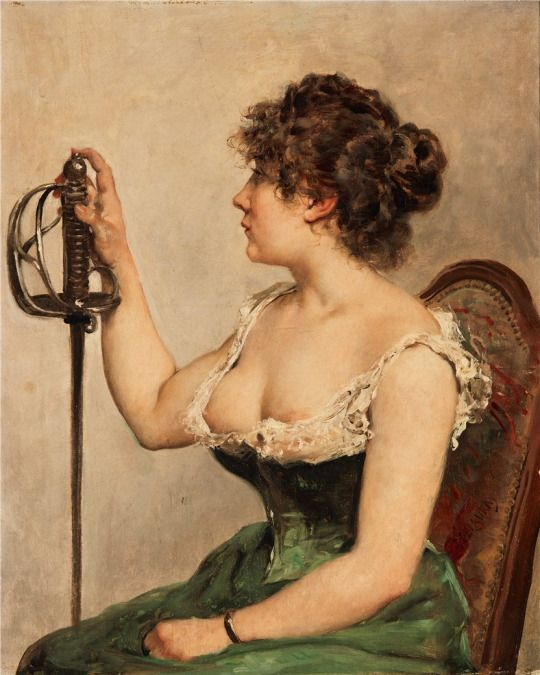 51 Best Ame De Fer Images On Pinterest Fencing Belle