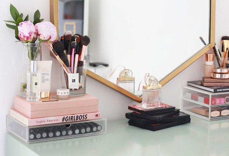 Op deze 5 plekken kun je beter geen make-up bewaren - NSMBL