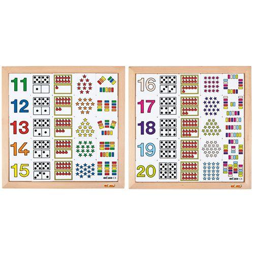 Tel-diagrammen 11 - 15 en 16 - 20 | Educo kopen? | Heutink.nl