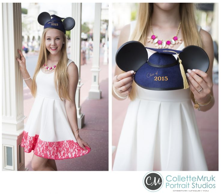 Collette Mruk Photography Blog » Orlando, Florida Wedding and Senior Portrait Photographer, disney, magic kingdom, orlando senior portraits, walt disney world senior portraits, Boardwalk hotel portraits, class of 2015, Senior girl,