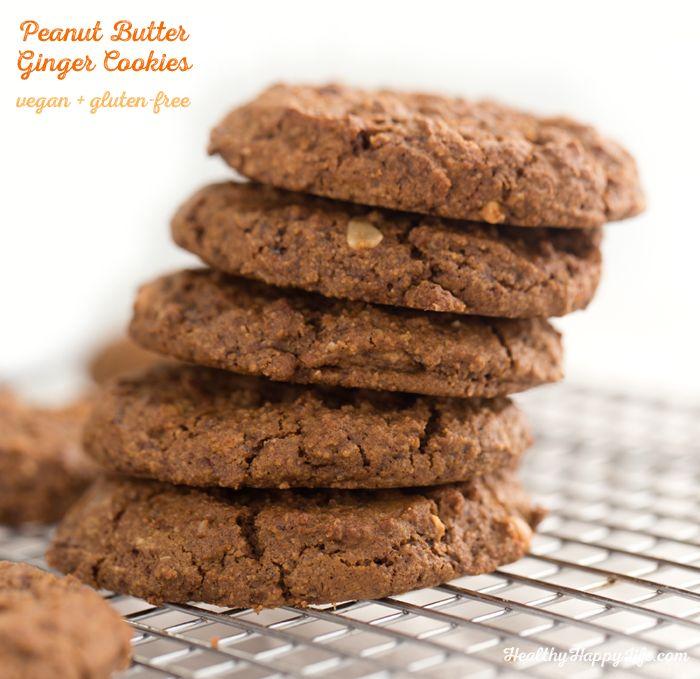 cookies soft chewy two favorites in one ginger cookies cookies vegan ...