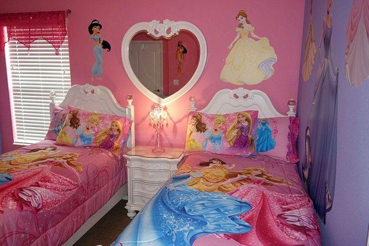 45 Beautiful Disney Princess Bedroom Ideas For Your Beloved Kids Disney Princess Bedding Princess Kids Room Disney Princess Bedroom Princess Bedrooms