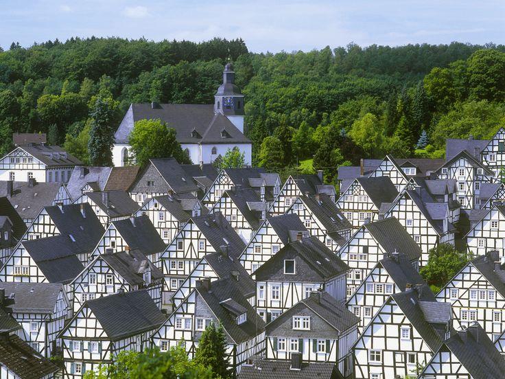 Freudenberg. Alemania