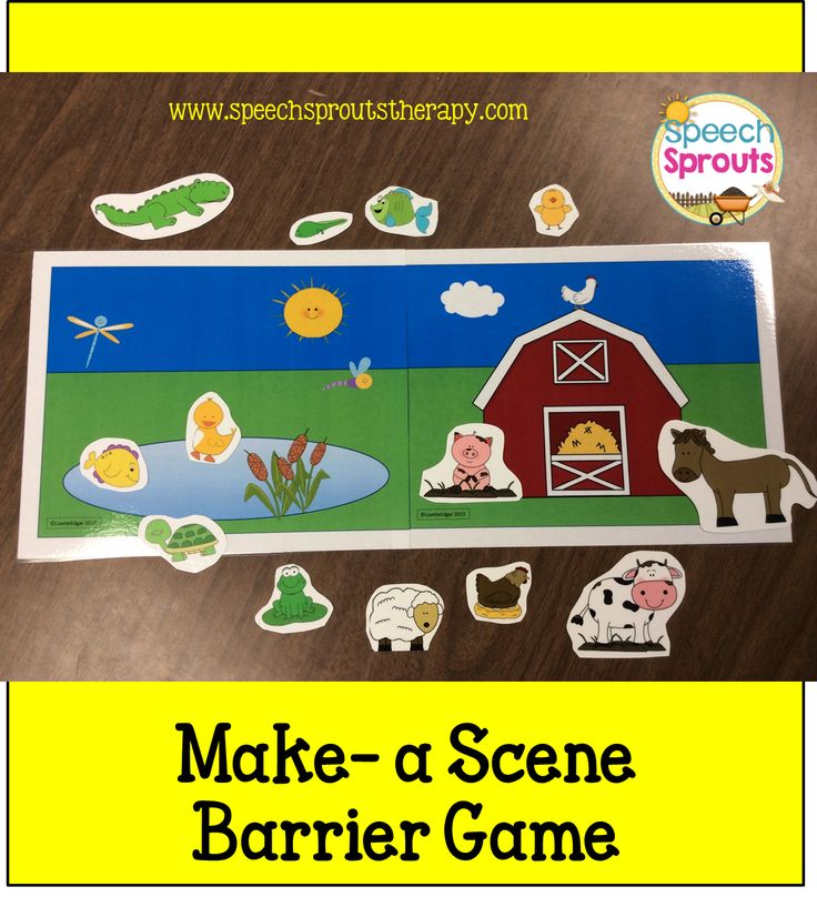 Spring Speech Therapy Ideas That Are Just Ducky!