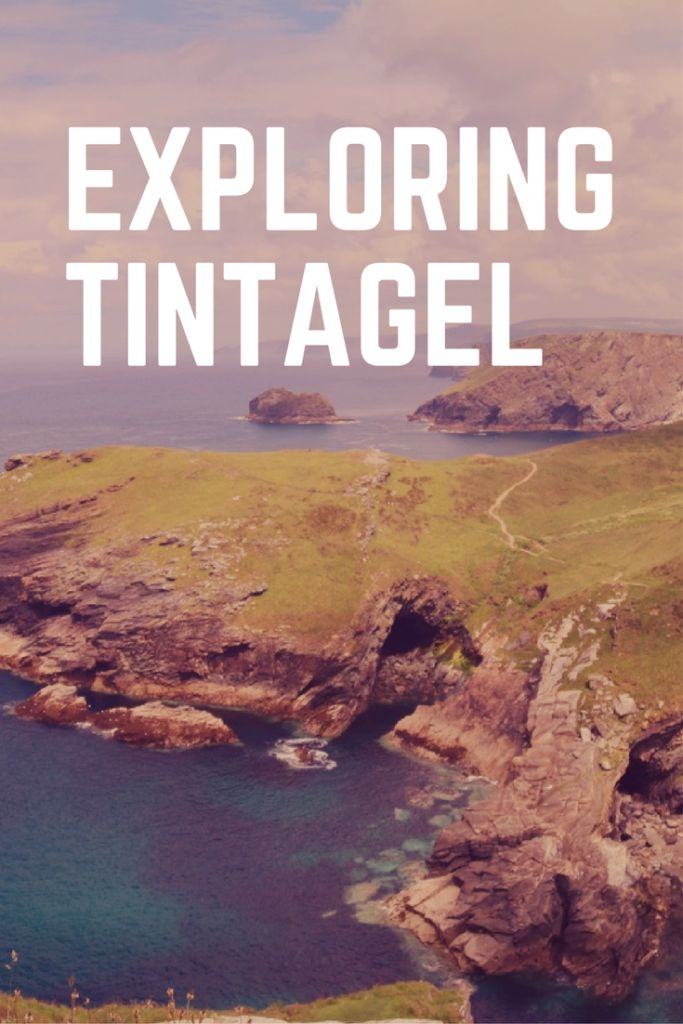 A Day Out in Tintagel, Cornwall