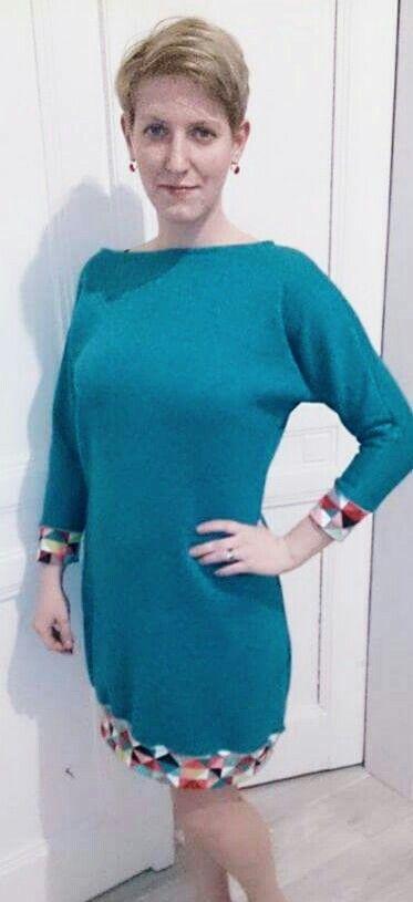 Šatky svetrové